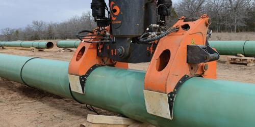 A Novel Pipe-Handling Method Proven to Prevent Pipe Drops